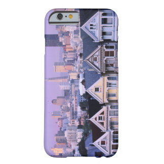 San Francisco, California. View of Victorian Barely There iPhone 6 Case