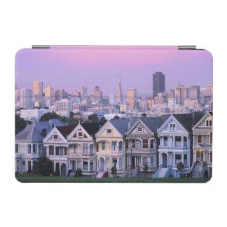 San Francisco, California. View of Victorian iPad Mini Cover