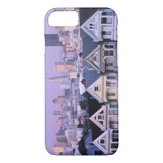 San Francisco, California. View of Victorian iPhone 8/7 Case