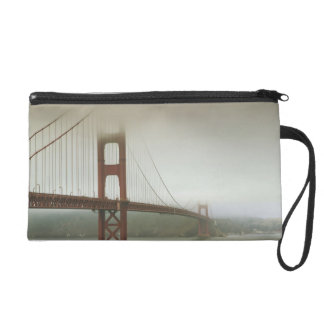 San Francisco, California Wristlet