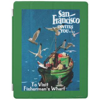 San Francisco, CaliforniaFisherman's Wharf iPad Cover