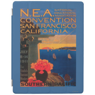 San Francisco, CaliforniaN.E.A. Convention iPad Cover