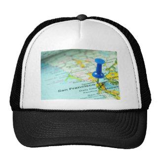 San Francisco Trucker Hats