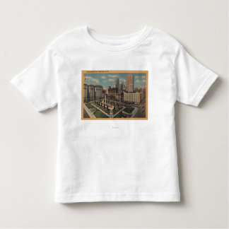San Francisco, CAUnion Square View Toddler T-Shirt