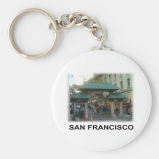 San Francisco China Town Keychains