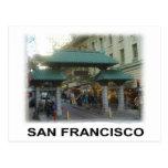 San Francisco China Town Post Cards