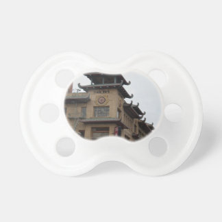 San Francisco Chinatown Architecture Baby Pacifier
