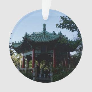 San Francisco Chinese Pavilion #2 Ornament