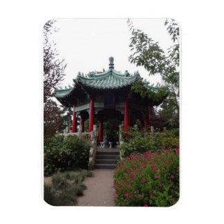 San Francisco Chinese Pavilion Magnet