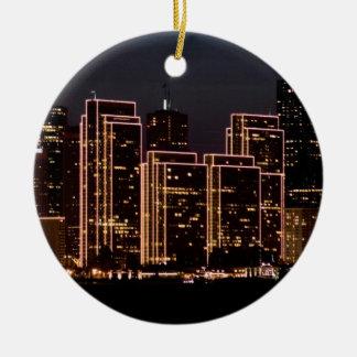 San Francisco Christmas Christmas Ornament