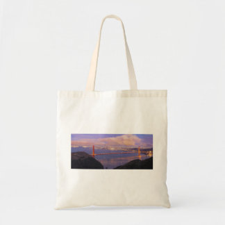 San Francisco City with Golden Gate Bridge Bag