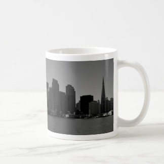San Francisco Cityscape Coffee Mug
