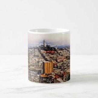 San Francisco Coffee Mugs