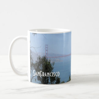 San Francisco Collection - Golden Gate Bridge Coffee Mug