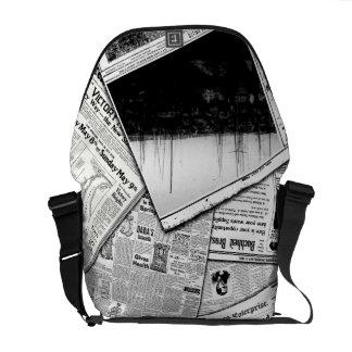 San Francisco Dock Messenger Bag