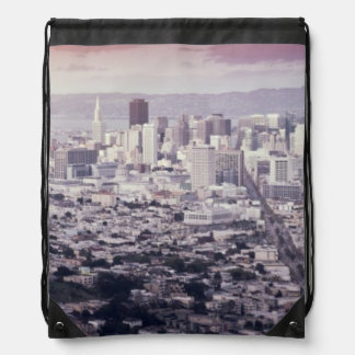San Francisco Drawstring Bag