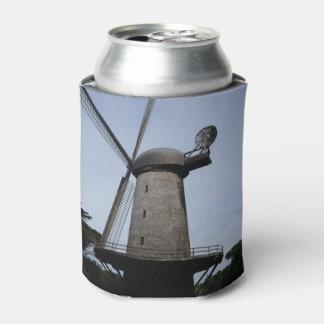 San Francisco Dutch Windmill Can Cooler