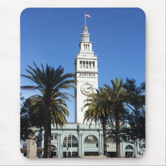San Francisco Ferry Building #3 Mousepad