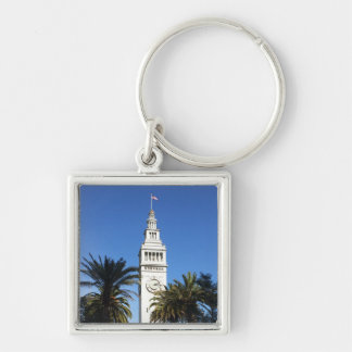 San Francisco Ferry building #3 Premium Keychain