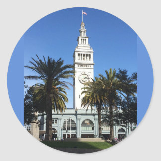 San Francisco Ferry building #3 Stickers