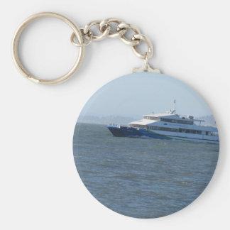 San Francisco Ferry Keychain
