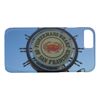 San Francisco Fishermans Wharf iPhone 7 Case