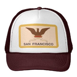 San Francisco Flag - Retro Cap
