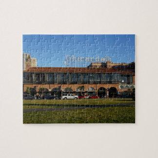 San Francisco Ghirardelli Square #2 Jigsaw Puzzle