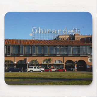 San Francisco Ghirardelli Square Mousepad