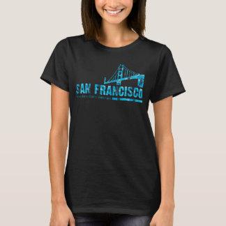 San Francisco Golden Gate Bridge California T-Shirt