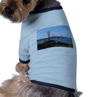 San Francisco Golden Gate Bridge Pet Clothes