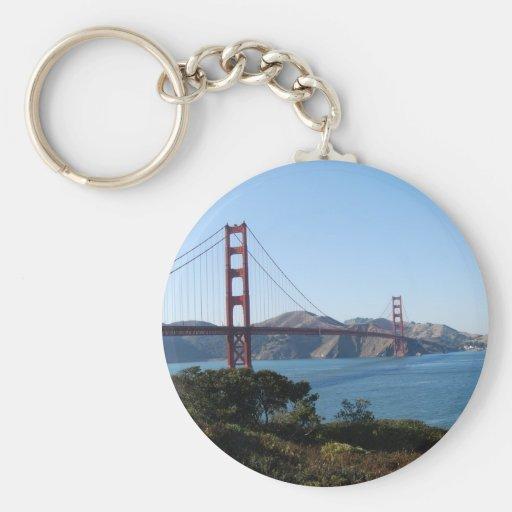 San Francisco Golden Gate Bridge Keychains