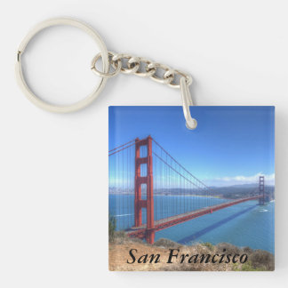 San Francisco Golden Gate Bridge Keychain