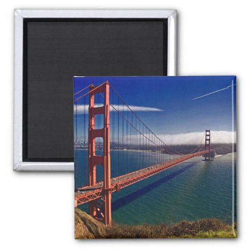 San Francisco Golden Gate Bridge Fridge Magnet