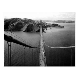 San Francisco Golden Gate Bridge Postcard