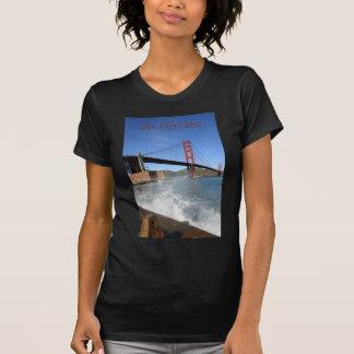 San Francisco Golden Gate Bridge Tee Shirts