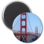 San Francisco Golden Gate Magnet