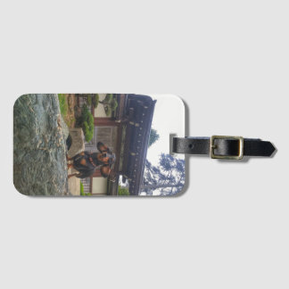 San Francisco Golden Gate Park Luggage Tag