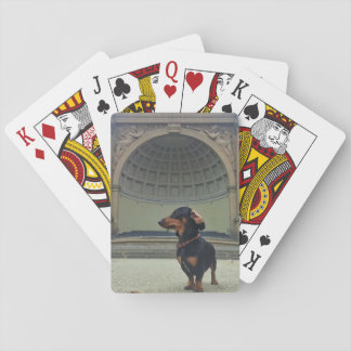 San Francisco Golden Gate Park Playing Cards
