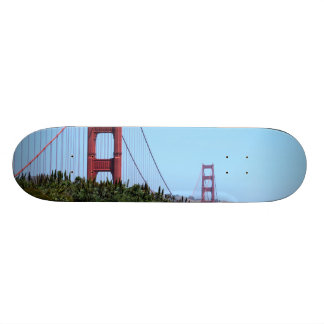San Francisco Golden Gate Custom Skate Board