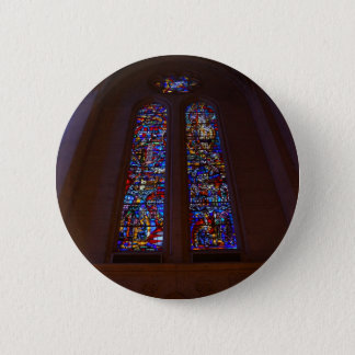 San Francisco Grace Cathedral #4 Pinback Button