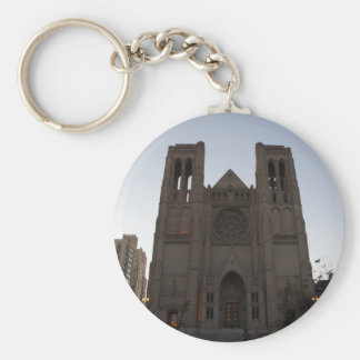 San Francisco Grace Cathedral Keychain