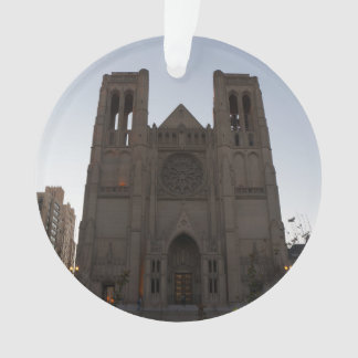 San Francisco Grace Cathedral Ornament