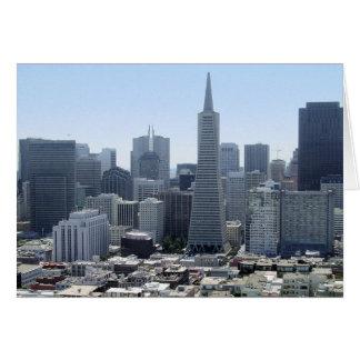 San Francisco Greeting Cards