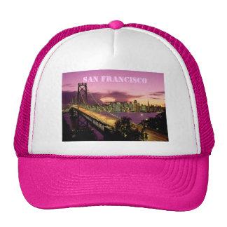 San Francisco Mesh Hats