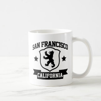 San Francisco Heraldry Coffee Mug