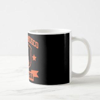 San Francisco Heraldry Mug