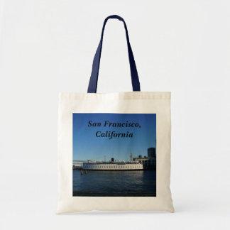 San Francisco Hornblower Cruise Tote Bag