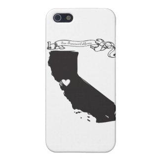 San Francisco iPhone 5/5S Case