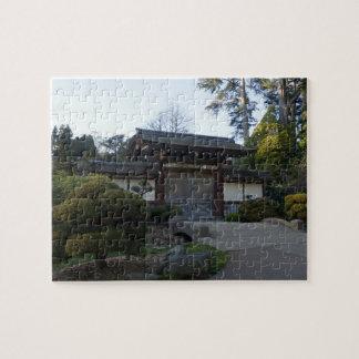 San Francisco Japanese Tea Garden #5 Jigsaw Puzzle